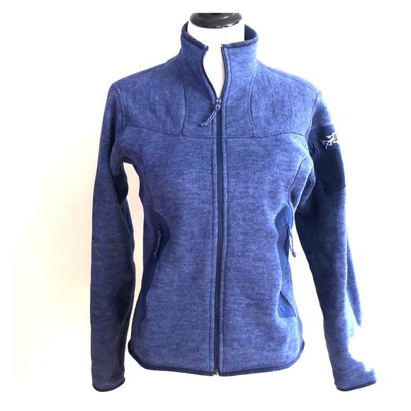 Arc'teryx Polartec Women's Medium Fleece jacket